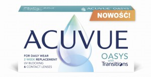ACUVUE OASYS with Transitions 6szt/opak