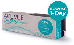 Acuvue Oasys 1-Day 30szt with HydraLuxe